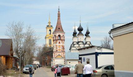 Деревянные стены Руси…