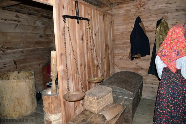 Суздаль, музей деревянного зодчества