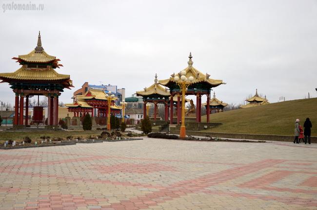 дворец Будды Шьякомуни