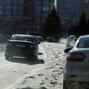 Снегопад в Ростове. 5 дней спустя…