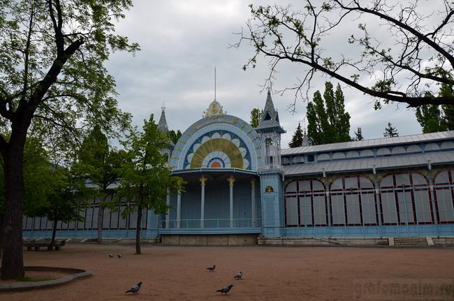 Пятигорск Лермонтовская галерея