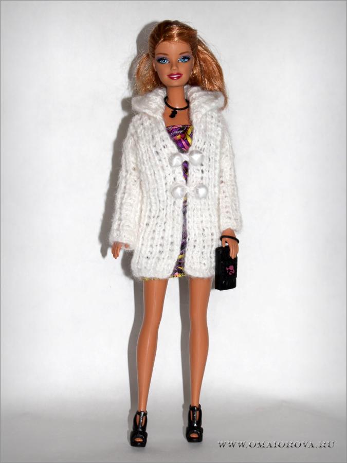 Куртка на куклу барби своими руками 91