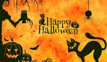 Как мы отмечали Хэллоуин